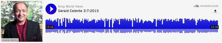 King World News - Gerald Celente - MP3 - 3.7.15