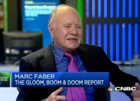 3 New Incredible Marc Faber Warnings: Global Economy Is Imploding, Bankrupt Greece & China!