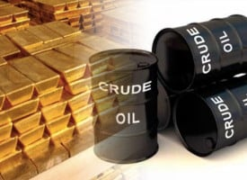 A Remarkable Look At The War In The Gold, U.S. Dollar And Crude Oil Markets