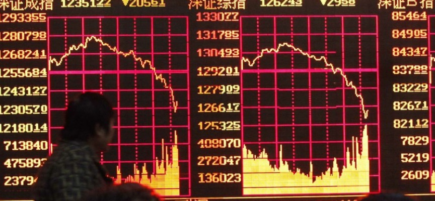 Western Propaganda Ramps Up As China's Stock Market Crash Rattles Nerves In Global Markets