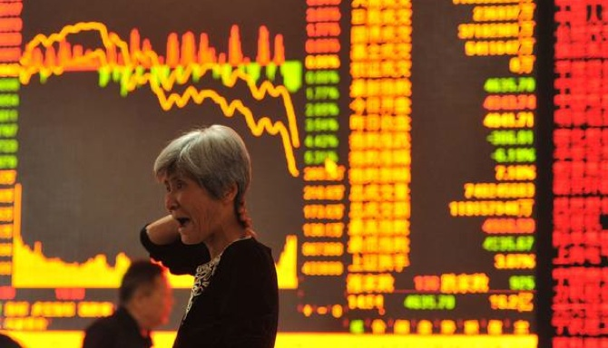 King World News - Stock Collapse In China Fueling Panic Around The World