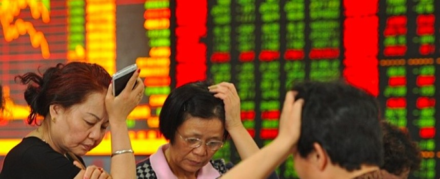 Greece Capitulates, But What's Happening In China Will Reverberate Around The World