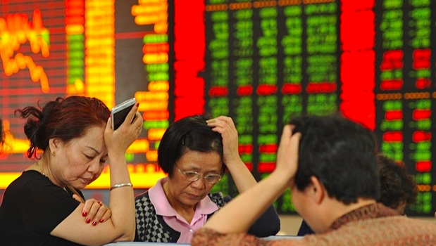 King World News - This Is How Absolutely Insane China's Stock Market Crash Is