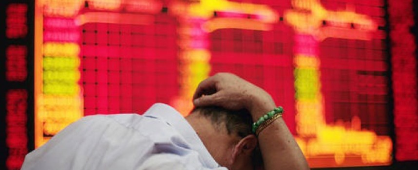 GLOBAL STOCK SHOCK! China's Stock Market Crash Accelerates – Down 8.5% As Panic In Global Markets Escalates!
