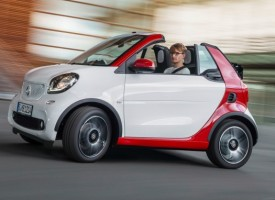 2017 Smart Fortwo Cabriolet: Is Going Topless Enough to Get Noticed?