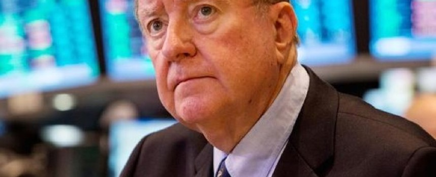 Art Cashin Warns Worldwide Liquidation Scramble Could Morph Into Full-Blown 2008-Style Collapse