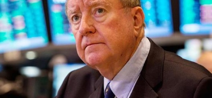 Art Cashin – Stock Market May Be Showing Signs Of A Topping Pattern
