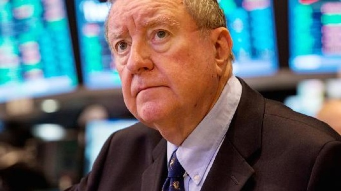 King World News - Art Cashin Warns Worldwide Liquidation Scramble Could Morph Into Full-Blown 2008-Style Collapse