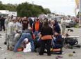 Car plows into crowd at Oklahoma parade, killing at least three