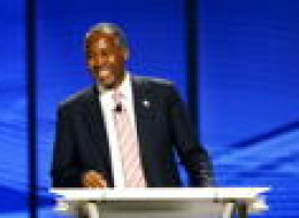 Poll finds Donald Trump trailing Ben Carson for first time nationally