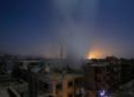 Syria government rockets kill 40 in Damascus suburb: monitor