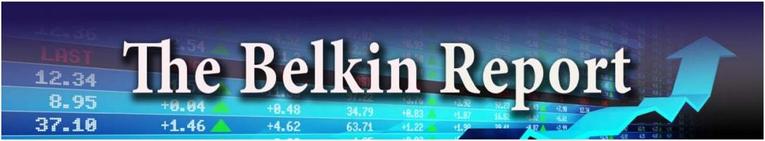 The Belkin Report : King World News - Logo
