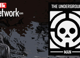 The Underground Man brings truth to light on TalkNetWork.com