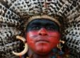 Indigenous Games bring fashion to Brazil's interior