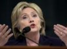 Benghazi panel gives Hillary Clinton a presidential platform