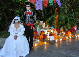 5 Mexican Hotels and Resorts Where You Can Celebrate the Day of the Dead
