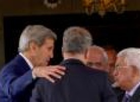 Kerry: Israel, Jordan working to ease holy site tensions