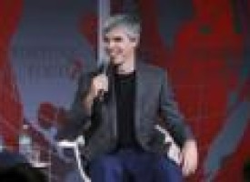 In rare appearance, Larry Page discusses new Alphabet structure