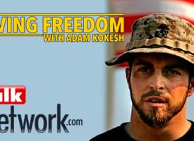Marine veteran Adam Kokesh hosts new podcast on TalkNetwork