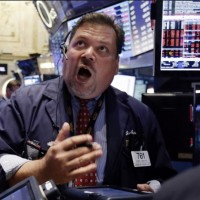 Dow Tumbles Again As Gold & Oil Rally But This Is Maddening