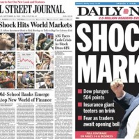 MAJOR WARNING ISSUED: Global Markets May See Another Terrifying 2008-Style Collapse
