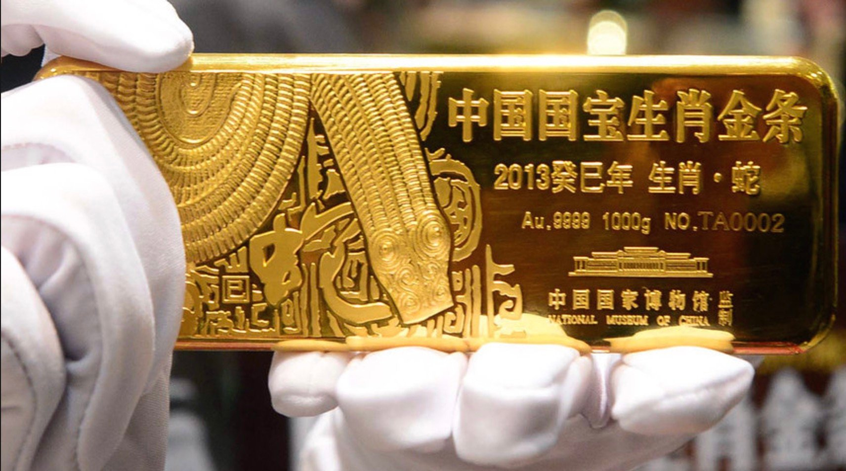 King World News - China's Shanghai Exchange Sends Price Of Silver Soaring & Gold Surging