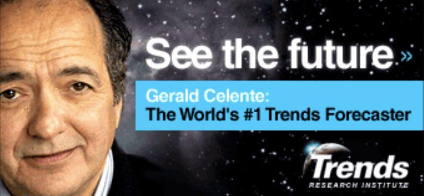 Gerald Celente – Just-Released Trends Journal Update On The Gold Market