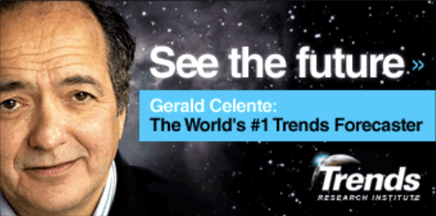 King World News - Gerald Celente Gives Exclusive Sneak Peek At The Just-Released Spring Trends Journal