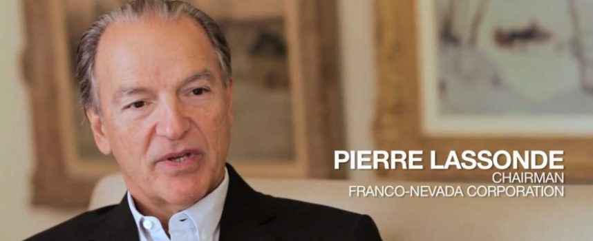 Legend Pierre Lassonde Says The Price Of Gold Is Headed Way Above $2,400