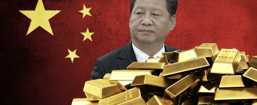 China Is Going To Unleash The Gold Price Along With A New Monetary System