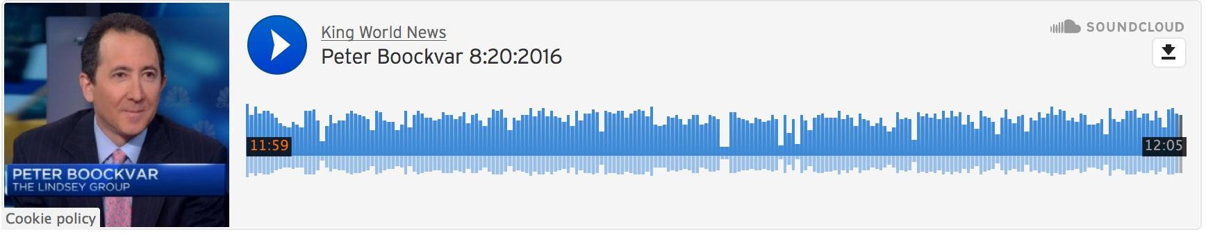 KWN Boockvar mp3 8:20:2016