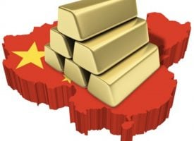 Legend Says Gold To Soar As China Moves To A Gold-Backed Currency
