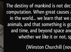 The Destiny Of The World