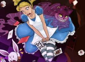 Greyerz – A Terrifying Trip Down The Rabbit Hole With Alice In Horrorland
