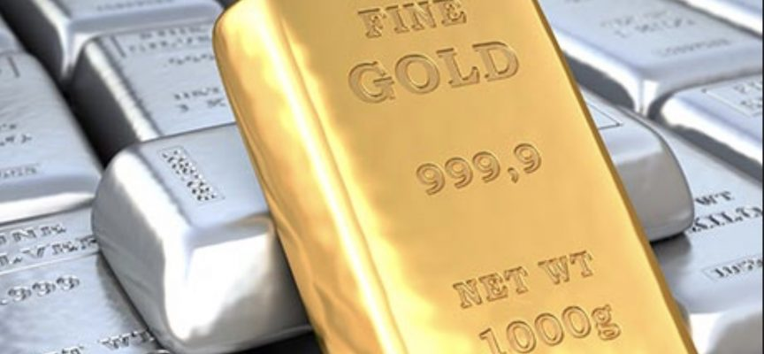 Gold & Silver Prices Surge As This Critical Indicator Approaches An All-Time Record