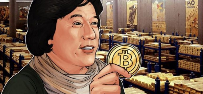 China's Bold Plan To Reshape The World's Monetary System With Gold & Blockchain