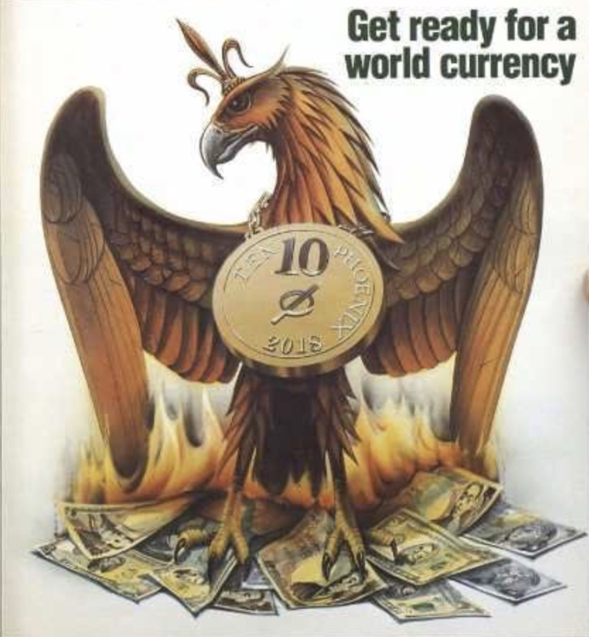 Rothschilds 1988 Prediction For New World Currency In 2018