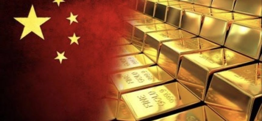 ALERT: China Is Going To Replace The Dollar With A Gold-Backed Currency In 2018