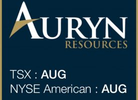 Auryn Resources Inc.