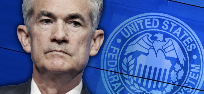 Bottom Line From Fed Chairman Jay Powell, Plus A Look At Household Debt