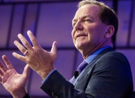 "Paul Tudor Jones – ""Gold's Going To Scream."""