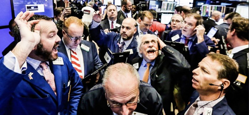 Greyerz – The World Is Minutes From Total Collapse As Panic Across The Globe Escalates