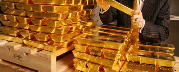 """Look At Who Just Said, """"Gold's Like A Freight Train And May Top $3,000"""""""