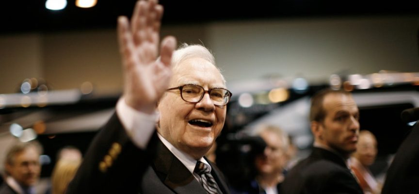 Greyerz – The Shocking Truth About Warren Buffett's Investment In Gold And The Real Reason Why He Did It
