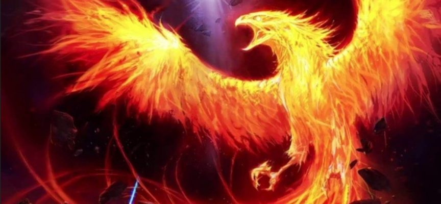 THE DEEP STATE: First The Ashes, Then The Phoenix