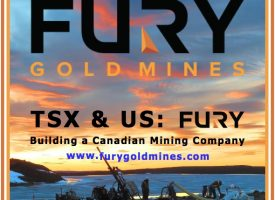 FURY GOLD MINES