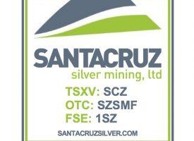 SANTACRUZ SILVER MINING,LTD.