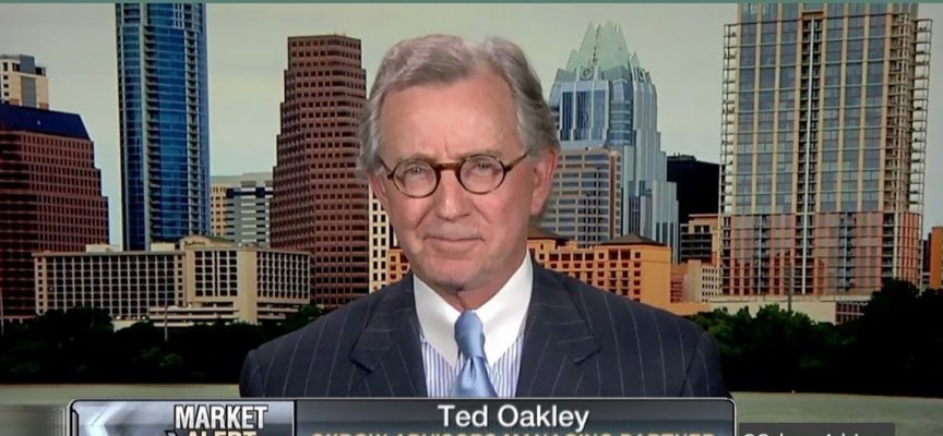 Ted Oakley – To Invest In The Coming Inflation You Have To Make Dramatic Shifts