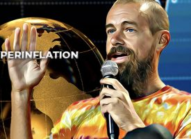 Jack Dorsey's Terrifying Prediction Of Hyperfinflation